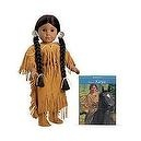 American Girl Kaya Doll and Paperback Book