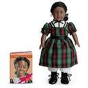 American Girl Limited Edition 25th Anniversary Collectible Addy Mini Doll and Book