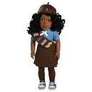 "Adora Play Doll Madison - Girl Scout Brownie 18"" Doll & Costume"