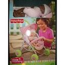 Fisher Price Little Mommy Newborn Doll and Stroller