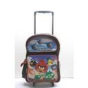 "16"" Angry Birds Skyview Rolling Backpack-tote-bag-school"