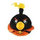 "Angry Birds 16"" Space Black Bird Plush with sound"
