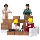 24 Piece Set- Giant Building Blocks; no. SMT5024