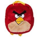 Angry Birds Plush Red Backpack