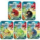 Angry Birds Keychain Set Of 5