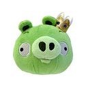 Angry Birds 8 Inch Plush Pig With Sound King Pig With Crown