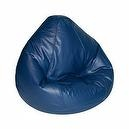 Lifestyle Bean Bag  Child Large, Navy  Lifestyle Bean Bag
