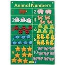 Animal Numbers Activity Center