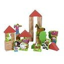 Edushape My Soft World Block Set- Farm  Edushape My Soft World Block Set
