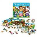 Old MacDonald Family Lotto Educational Game