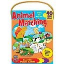 MasterPieces / Mini Learning Games Animal 40-Piece Matching Puzzle