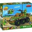 COBI Small Army Saracen Tank, 150 Piece Set