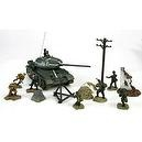 Unimax Forces of Valor 1:72nd Scale Russian T-34/85 and Soldiers Set