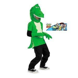 Rex Deluxe Costume, Child M(7-8) Rex Deluxe