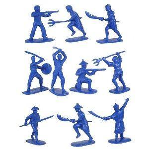 Boxer Rebellion China 1900 Boxers (20) 1-32 Armies in Plastic