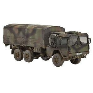 Revell of Germany 1/72 Man 7 Ton Milgl Plastic Model Kit