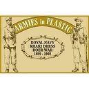 Boer War 1899-1902 Royal Navy Khaki Dress (20) 1/32 Armies in Plastic