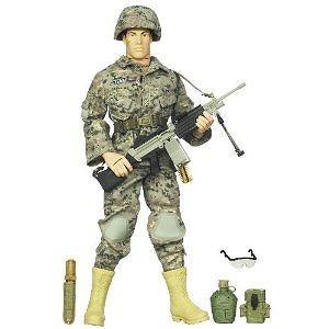 GI Joe 12 Inch Army Heavy Gunner