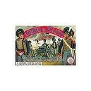 Napoleonic Wars Waterloo 1815 British Royal Horse Artillery Crew (5) w/Cannon 1-32 Armies in Plastic