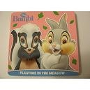 Disney Foam Covered Board Book ~ Bambi: Playtime in the Meadow