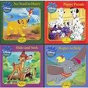 Disney Hardcover Storybook Collection 4 Hardcover  for Young Children - Collection # 2