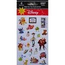 Disney Pixar 100 Character Stickers and 6 Book Marks