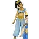 Child X-Small 2-3 - Deluxe Aqua Genie Jasmine Costume  Deluxe Aqua Genie Jasmine Costume