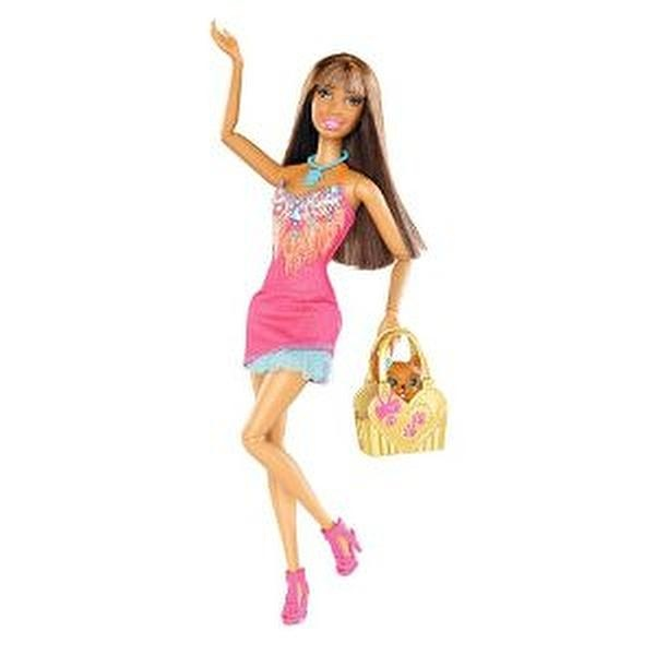 Mattel Barbie Fashionista Game Barbie Fashionistas Nikki Doll