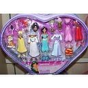 Walt Disneys Exclusive Jasmine Princess Fashion Set