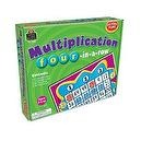Teacher Created Resources Multiplication: Four-in-a-Row Game (7803)