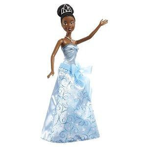 The Princess and the Frog Princess Tiana Doll