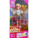 Barbie STACIE Mickeys Toontown Doll - Disney Exclusive (1993)