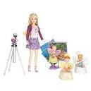 Barbie I Can Be... Baby Photographer Playset