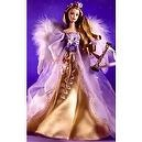 Angels of Music Harpist Barbie Doll Mattel 1st in Collection