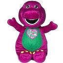 Musical Barney Plush Doll