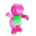 """Barney My Dinosaur Teenie Beanies Doll 7.5"""""""