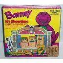 "Crayola Barney ""Its Showtime"" Puppet & Theater Kit"