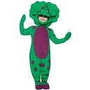 Barney and Friends-Baby Bop Child Costume Size 4-6x Small  Baby Bop from Barney Dinosaur Kids Halloween Costume
