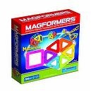 Magformers Magnetic Building Construction Set - 14 Piece Basic Set