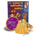 Learning Wrap Ups Subtraction Mastery Kit