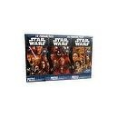 Star Wars Panoramic 211 Piece 3 in 1 Puzzle