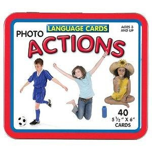 Smethport Photo Language Cards Actions