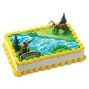 Deer Hunting Hunter Cake Decorating Kit