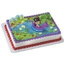 Ni Hao Kai-Lan Dragon Boat Birthday Cake Decorating Kit