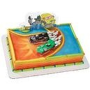 Hot Wheels Wild Ride Cake Topper Decorating Kit