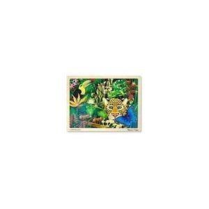 Melissa & Doug Rainforest Jigsaw 48 pcs Puzzle