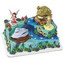Disney Fairies Pixie Hollow Cake Decorating Kit