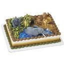 Zoo Animal Jungle Buddies - Cake Decorating Kit