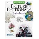 Science Content Picture Dictionary, Grades K-5  (English/Spanish) Paperback