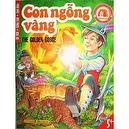 The Golden Goose Vietnamese/English Childrens Bilingual Book